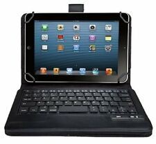 "Bluetooth Keyboard With Detachable Leather Case For 7-8"" Or 9-10"" Inch Tablet"