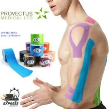 Kinesiology Tape Sports Physio Muscle Strain Injury Support Gym