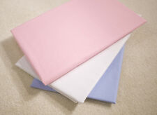 Fitted Sheet Oberon Chatsworth Cotton Sheets for Dolls Silver Cross Pram Bedding
