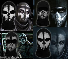 COD Call of Duty 10 Multi Ghosts Balaclava Face Skull Mask Skiing Biker Hood Cos