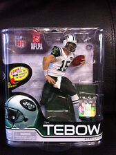 "NFL Football Tim Tebow Series 31 Figure 5"" NEW White shirt McFarlane Figure RARE"