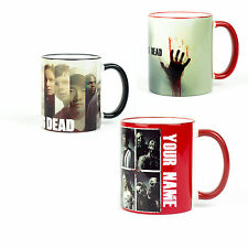 The Walking Dead TV series WITH YOUR NAME,PERSONALIZE,Daryl Dixon Gift Mug