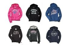 AEROPOSTALE WOMENS AERO NYC FULL ZIP POPOVER HOODIES SWEATSHIRTS ALL SIZES NWT