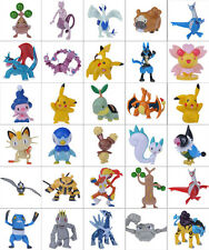 wholesale Lot of Pokemon Figures Pokemon Large 6-8CM Action Figure Toys Doll SSF