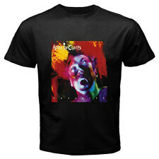 New Alice in Chains Rock Band Music *Facelift Men's Black T-Shirt Size S to 3XL