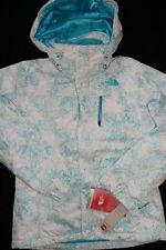 the NORTH FACE womens SNOW COUGAR print WINTER jacket COAT    S M or L