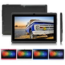 "iRULU Multi-color 7"" 8GB Quad Core Android 4.4 Dual Camera 1024*600 HD Tablet PC"