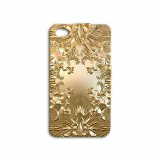 Kanye West Jay-Z Gold Album Cover Case iPhone 4 4s 5 5s 5c 6 Cover Music Hip Hop