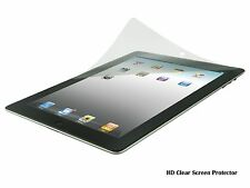 Lot of Screen Film Protector Guard Shield HD Clear Glossy for iPad 2 3 4