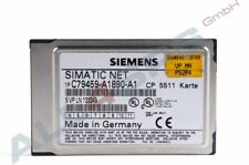 SIMATIC NET CP 5511 KARTE, C79459-A1890-A1 USED