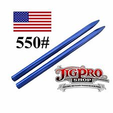 """3 1/2"""" BLUE EZ LACE TYPE III 550# PARACORD FID, LACING, JIG, STITCHING NEEDLES"""