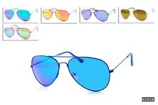 New Fashion Aviator Style Mirror UNISEX (Men & Women) Designer Sunglasses 62028