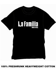 La Familia Made in Italy Sopranos Hip Hop Italian T Shirt