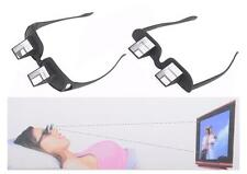 New Prism Bed Specs Laying In TV Book Reading Glasses Periscope Eyeglasses