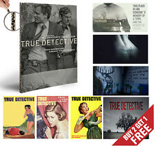 TRUE DETECTIVE Poster Options * Gift Idea for Legend TV Series Fans Wall Decor
