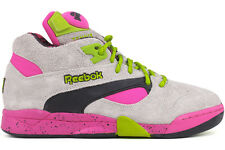 Reebok Athletic Shoe Court Victory Pump Unisex Grey Pink Green Black J94309 New