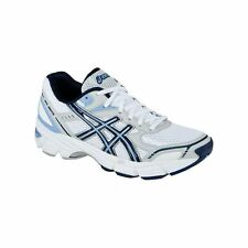 Womens ASICS GEL-180 TR Running Shoes White/Navy