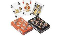 Kama Sutra Playing Cards Cartoon Characters Novelty Fun Game Deck Rude Adult