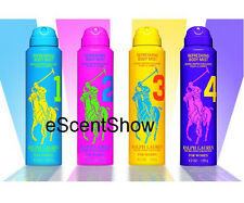 RALPH LAUREN THE BIG PONY COLLECTION FOR WOMEN 4.2 OZ REFRESHING BODY MIST SPRAY