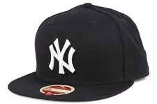 New Era Heritage Series Wool Classic MLB New York Yankees Mens Navy Fitted Caps