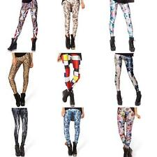 2014 HOT Sexy Skinny Leggings Stretchy Jeggings Pencil Tight Pants Pattern