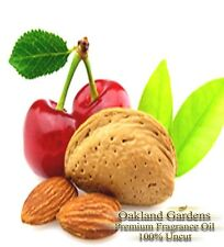 CHERRY ALMOND FRAGRANCE OIL - Classic favorite mixture of cherries and almond ~!