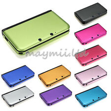 Fine Box Cover Case Shell Aluminum Hard Metal Protector For Nintendo 3DS XL LL