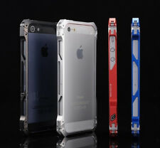 For Apple IPhone 5 5S Aluminum Metal Hard Frame Bumper Cleave Frame Case Cover