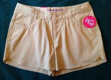 Arizona GIRLS PLUS Adjustable Waist SHORTS 10 1/2, 12 1/2, 14 1/2, 16 1/2 18 1/2