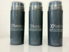 XFusion Keratin Hair Fibers Large 28gram size (3-pack)