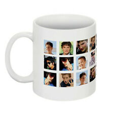 Photo collage Mug. Personalised photo collage MUG 8 to 24 Photos. Diswasher Safe