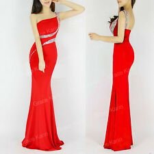 NEW Women's Trendy Backless Bridesmaid Dress Evening Formal Party Prom Dresses
