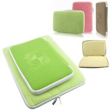"7"" 10"" Android Sleeve Pouch Zip Case Bag for Google Nexus pad Samsung Tablet PC"