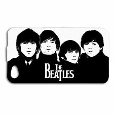 The Beatles Black White Cute Music Phone Case iPhone 4 4s iPhone 5 5c 5s 6 Cool