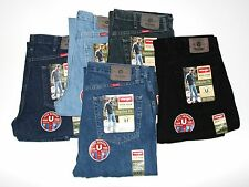 New WRANGLER Regular Fit Jeans Men's Size W36 L34 Choose from Five Colors