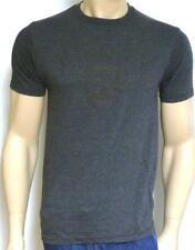 Hurley One & Only Cali Shield Premium Fit Tee Mens Charcoal Gray T-Shirt NWT