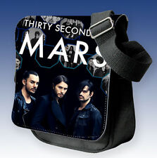 30 Seconds To Mars shoulder bag - can be personalised (Various Designs)