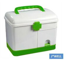 Family Health Medicine Chest Pill Storage Tablet Drug Drawer Case Box First Aid