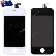 AU Stock LCD Replacement Front Touch Screen Digitizer Assembly for iPhone 4 4S