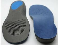 Medical Grade Orthotic Insoles Arch Support, Heel Cup- pronation, Fallen Arch