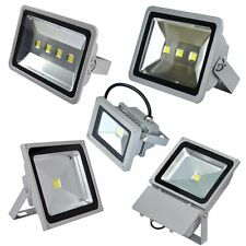 10W - 100W LED SMD Spotlight Flood light IP65 OUTDOOR COOL Warm White 100 Watt
