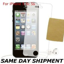 Screen Protector Skin Cover Shield For Apple iPhone 5 5S 5C HI QUALITY RETINA HD