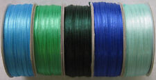 3mm Double Satin Ribbon 12mtrs - A6