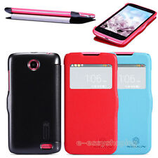 Nillkin Ultra-thin PU Leather and PC Flip Fresh Cover Skin Case for Lenovo A516