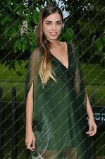Amber Le Bon, Model and TV Celebrity, Photograph, poster
