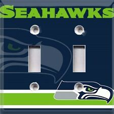 Football Seattle Seahawks ~ Light Switch Plate Cover ~ Home~ Room Decor ~