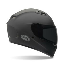 Bell Powersports Qualifier Solid Matte Black Full Face Motorcycle Helmet