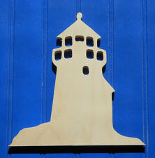 "18"" Unpainted Wooden various PIRATE NAUTICAL Shapes Cut Outs Wall  Decor Crafts"