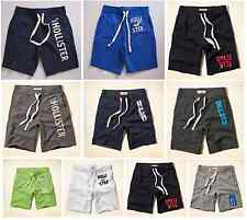 NEW HOLLISTER Athletic Shorts Fleece Sweat Pant Short formen BY ABERCROMBIE