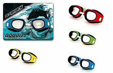 Ultra Clear Comfort Fit Swimming Pool Beach Goggles Glasses Kids Childrens Child
